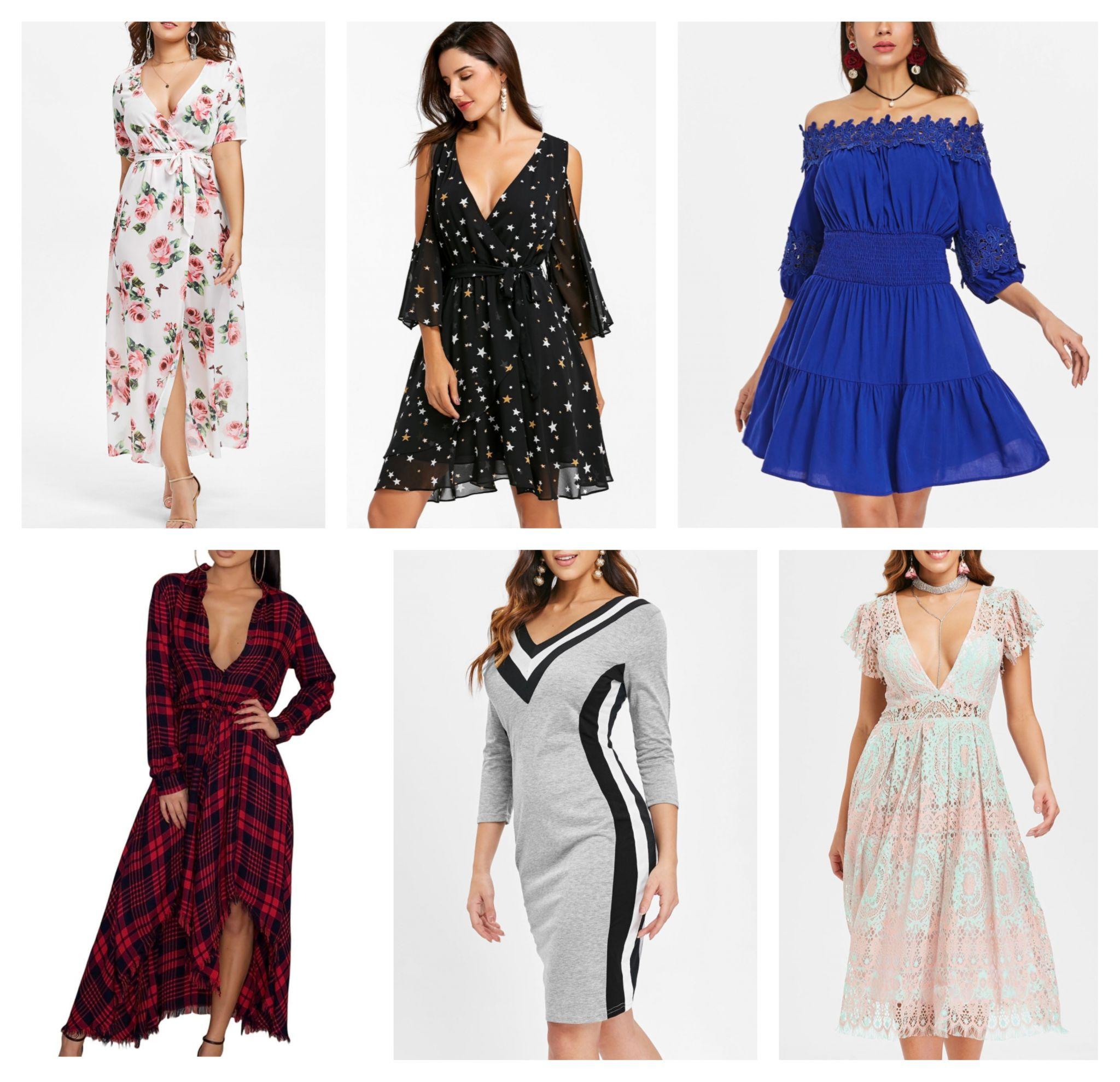 spring-ready dresses